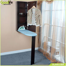 Furniture in stock space saver wall mounted mirror ironing board cabinet
