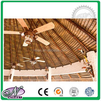 Decorative thatched high quality colored roof tile