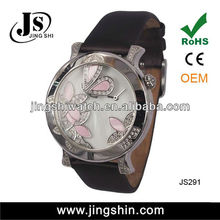 JS291 high quality stainless steel women latest design watches