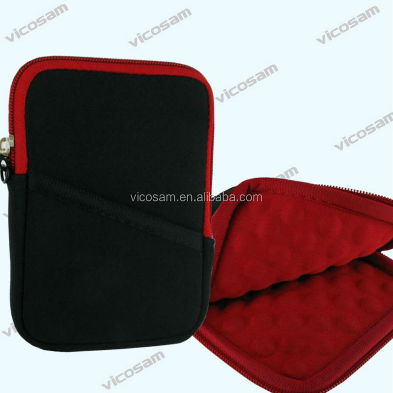 China factory Custom neoprene camera case / camera lens case