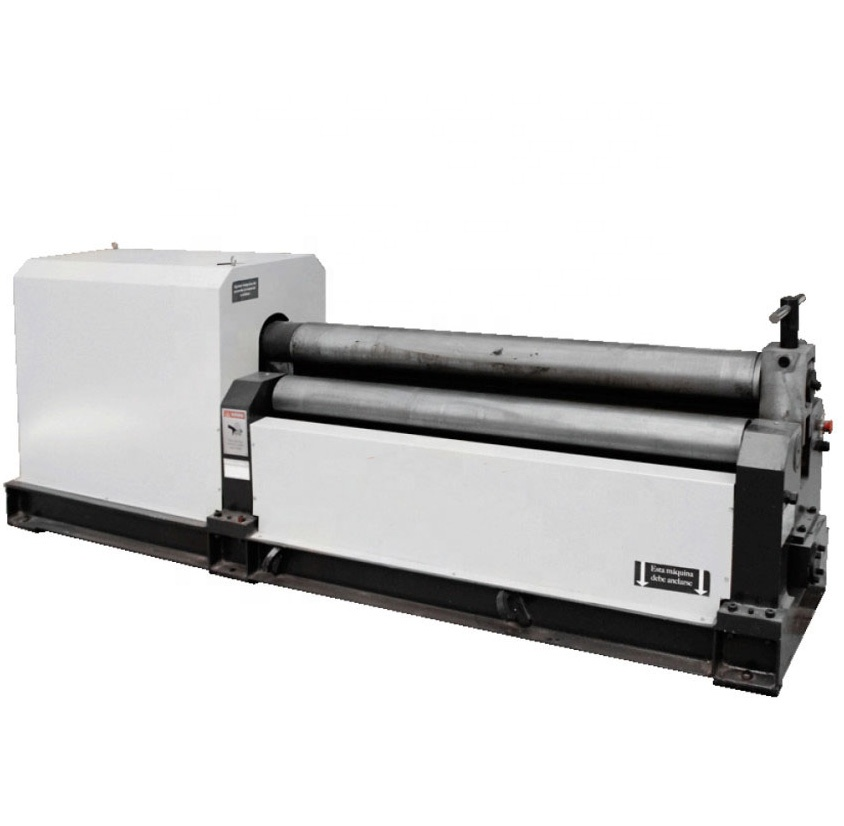 <strong>W11</strong>-<strong>6x2000</strong> sheet metal 3 roll plate rolling bending machine