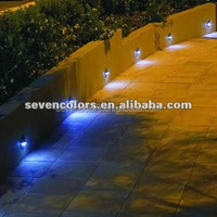 corner exterior led lighting step light rgb (SC-B106C)