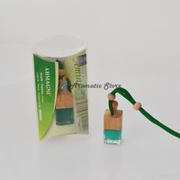 hanging liquid bottle car perfume
