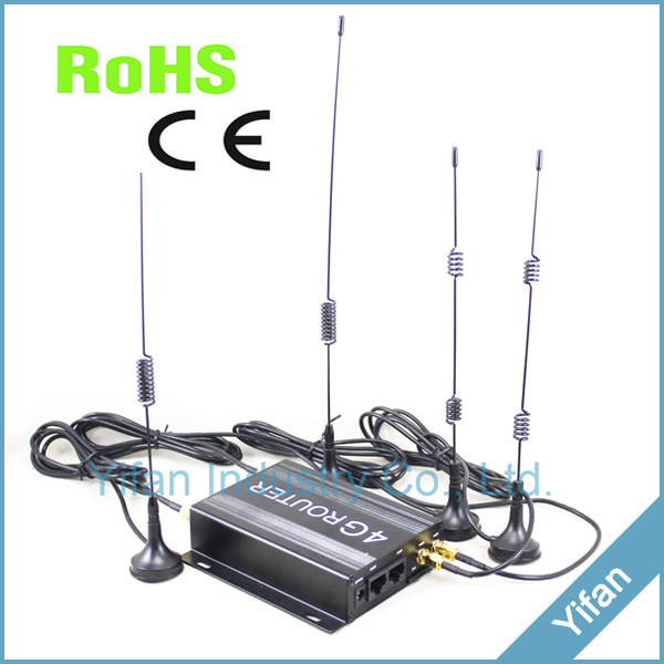 R320 Bus cellular LTE 3G SIM modem as wifi hotspot