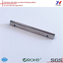 OEM ODM customized High precise 304 stainless steel Mirror polished bag parts and accessories