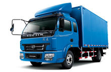 NEW IVECO-YUEJIN cargo van truck for sale