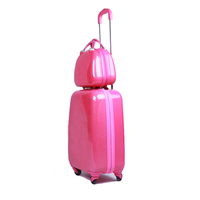 Eco Friendly Pink Hard Shell Girls