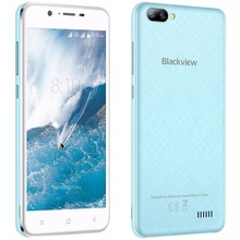 "Blackview A7 3G Mobile Phone Android 7.0 1GB 8GB Quad Core Smartphone Dual Back Cameras 5"" Cell Phone 3G"