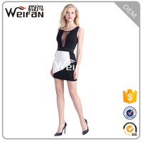 Crew Collar Slim Girls Hot Sexi Photo Image Transparent Gambar Dress