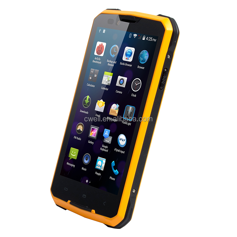 MTK 6572 dual core unlocked android phone Jeep Z5 low cost shockproof phone
