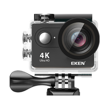 Remote Control Ultra HD 4K 25fps Wifi Camcorder Waterproof Sport Action Camera EKEN H9R H9