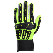 Wholesale cheap industrial labor protection oil field gloves