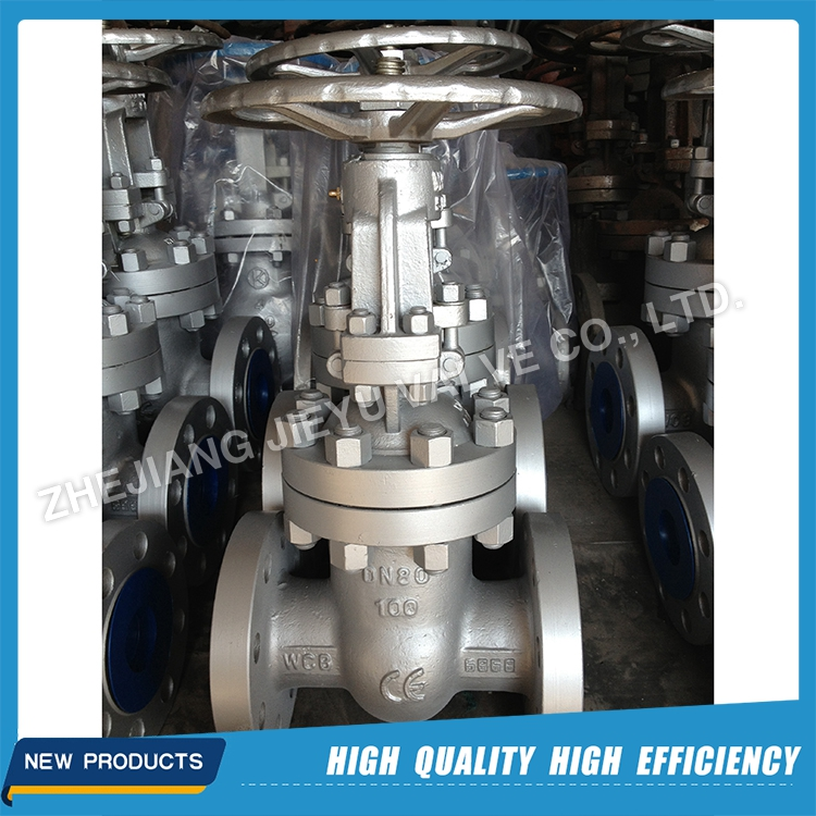 Professional customized DN15-DN1200 durable manual safe carbon steel flange gate valve