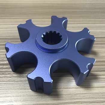 Factory price high precision custom anodized cnc milling aluminum parts