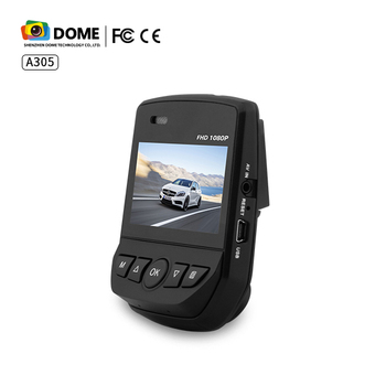 Hidden design with Wifi support Full HD 2.45 inch Car DVR Camera 1080P hd car dvr camera
