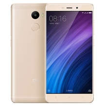 Drop Shipping Unlocked Xiaomi Redmi 4, 3GB+32GB Original Cell phones