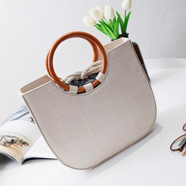 zm32738a latest design trend leather shoulder handbag summer straw clutch bag