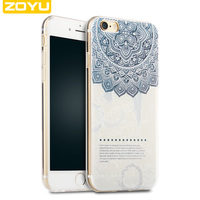 Hot sale cover for iPhone6 cases, Soft Slim tpu Cell Phone Printed Cover Case For iPhone 6 case