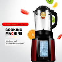 Processor Multi Function Heating Blender Mixer