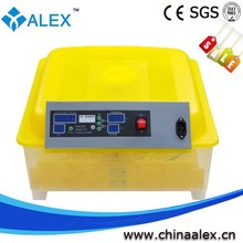 Top selling newly design full automatic mini egg incubator hatching 48 eggs for sale