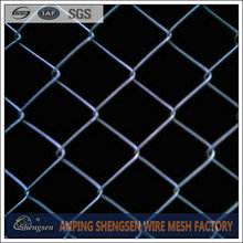 Wholesale 6 feet galvanized steel wire chain link fencing