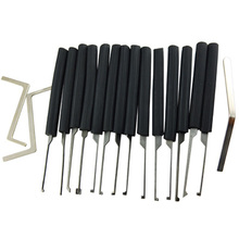 Hot-sale locksmith tools for 14pcs Dimple Lock Pick/071006