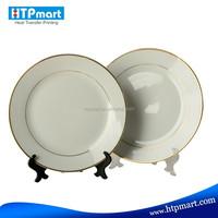 High Quality Custom Printed Dinner Plates of Good Price