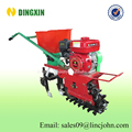 Petrol engine power hand corn seeder planter for agriculture