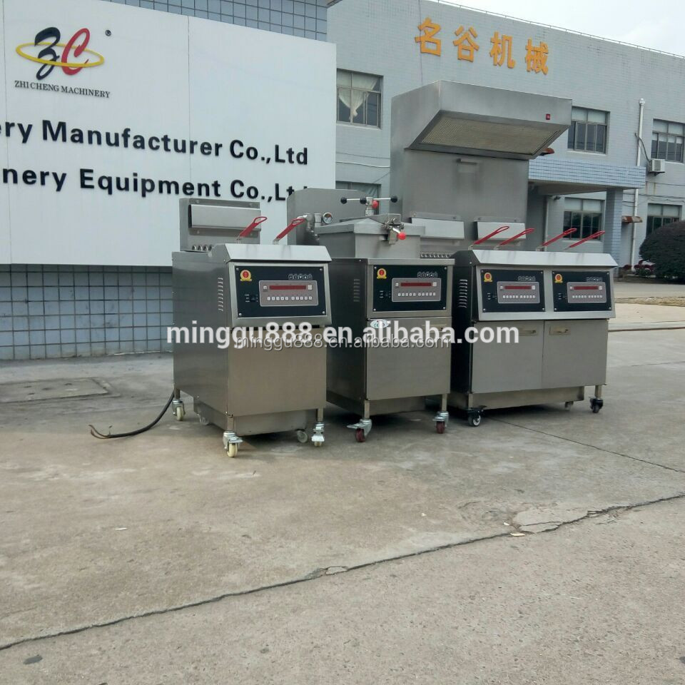 used henny penny pressure fryer buy gas commercial pressure fryer pressure cooker deep frying broasted chicken machine