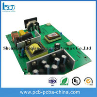 electronic board PCB Assembly Service/printed circuit board PCBA SMT