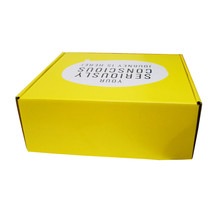 Colored Shipping Custom Packaging Paper Box Wholesale