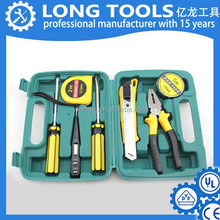 Hotsale mini electrical complete plumbing tool box set