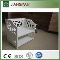 interlocking wpc decking bead board furniture temporary building materials