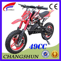 Kids Cheap Mini Moto 50cc Dirt Bike