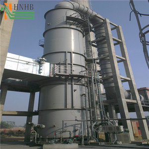 Gas Scrubber Dust Collector for Boiler Flue Gas Treatment Wet Scrubber