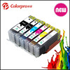 Hot sales in 2016 PGI-250 CLI-251 ink cartridge for canon edible ink cartridge for canon 250xl