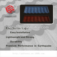 Metal Roofing Sheets |Colorful Stone Coated Steel Roof Tile|Stone Coated Metal Roof Shingles