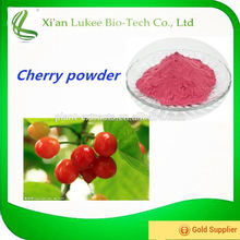 Narural Grade Supplier Wild Cherry Extract Powder