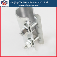 Q235 steel Pressed Scaffolding joint coupler Sleeve Coupler for construction