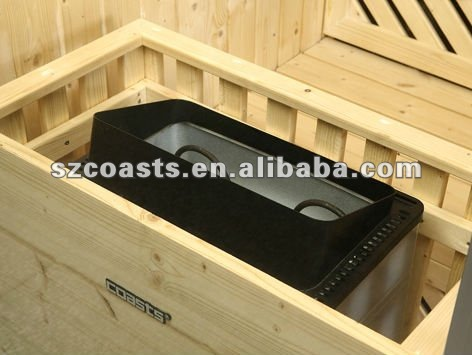 Coasts 9kw spa electric sauna heater  controller with CE
