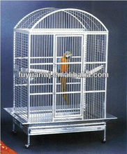 decorative modern galvanized aluminium animal cages for pet (manufacture)