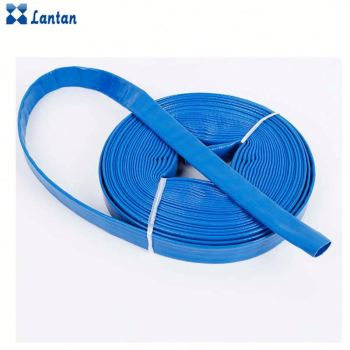 6 Inch Pvc High-Strength Irrigation Lay Flat Garden Hose