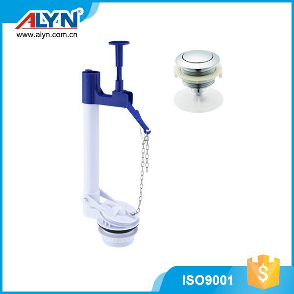 Anti - leakage ABS non-corrosive upc flush valve toilet