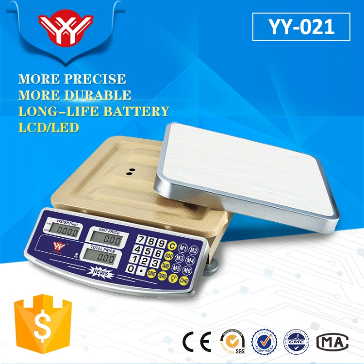 YY-060 of 50kg digital weighing scale price philippines