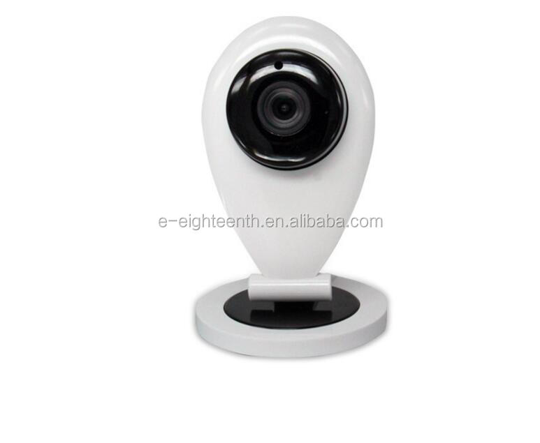 Newly Mini Cheapest solution 1MP wireless wifi smart home security cameras