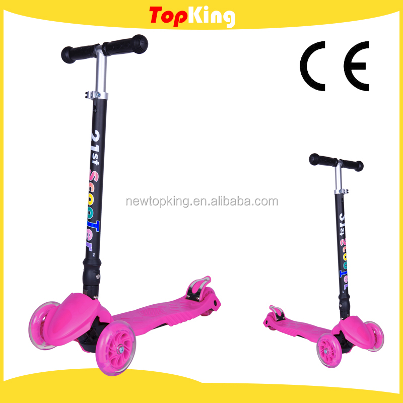 High Quality 4 Wheel Off Road Kick Scooter For Kids