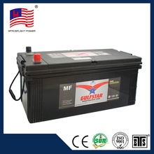 Manufacturer 12 volt side terminal long side automobiles battery with CE