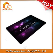 custom Plastic card printing high quality