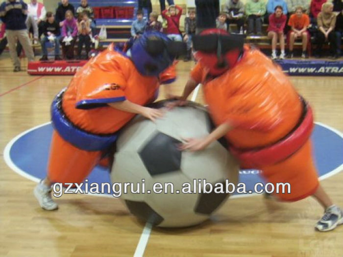 kids inflatable sumo suits for games