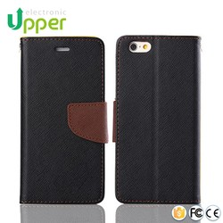 For meizu mx 5 case,genuine leather phone case flip cover case for meizu mx5